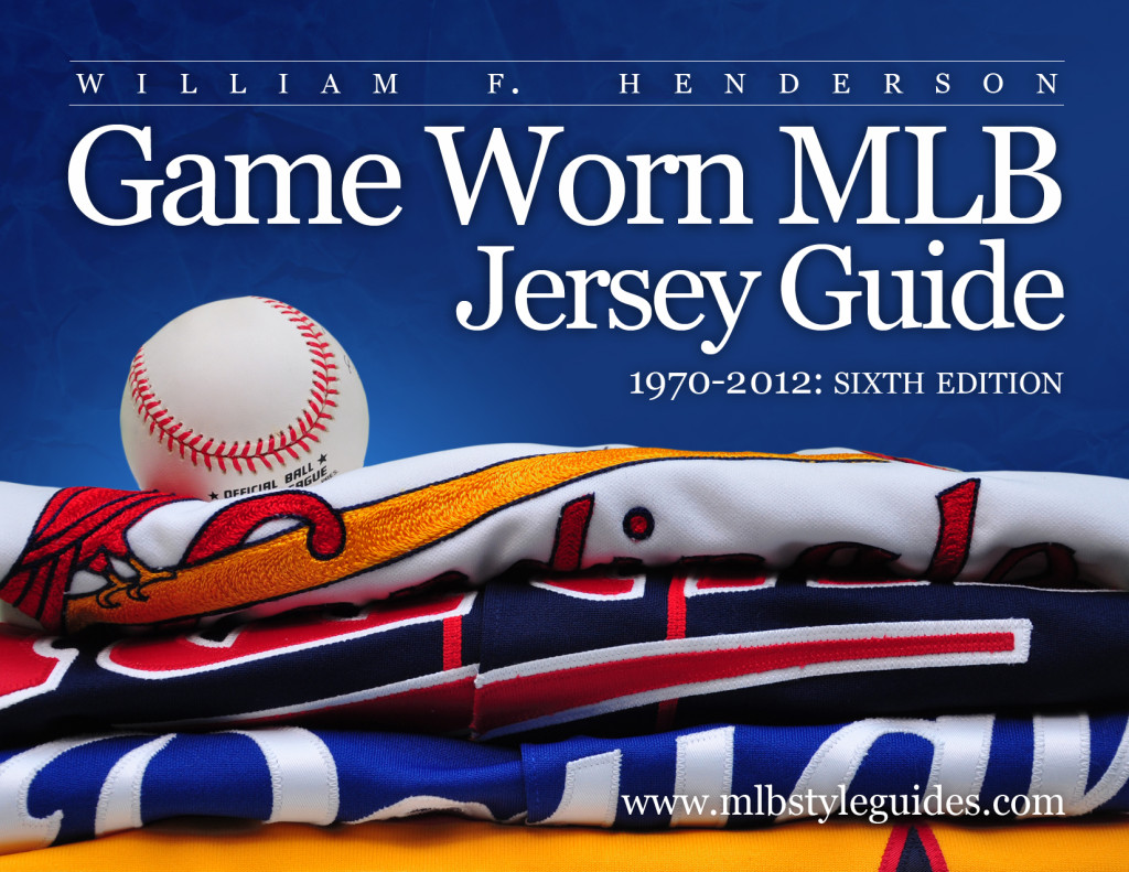 game worn guide 6th edition